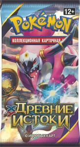 Pokemon xy7 Ancient Origins booster rus