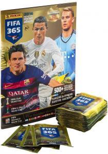 FIFA 365 soccer stickers panini rus