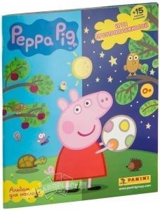 Panini Stickers Peppa Pig 2 Albume