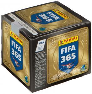 FIFA 365-2017 soccer stickers panini rus