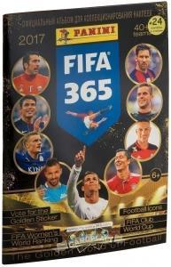 FIFA 365-2017 albume panini rus
