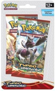 Pokemon xy8 Turbo Impulse booster rus