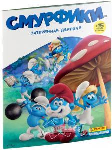 PANINI Smurfs Movie 3 Albume