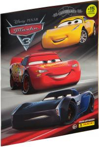 PANINI Cars 3 Movie Albume