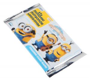 TOPPS minions booster pack rus
