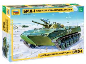 Soviet battle vehicle BMD-1