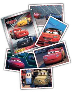 Cars 3 stickers panini