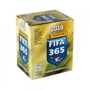 FIFA 365-2019 stickers box