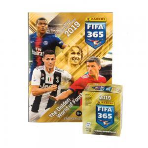 FIFA 365-2019 stickers box + album