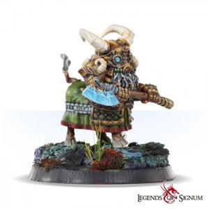 Legends of Signum: Grir