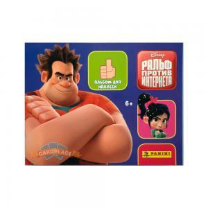 Wrech it Ralph Movie 2 Panini Stickers Albume