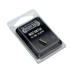 10 Magnets STUFF-PRO, 5х1 mm