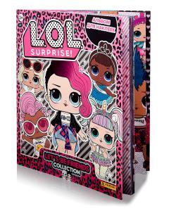 Panini Stickers Albume L.O.L. Surprise!