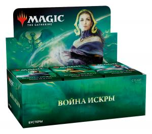 War of the Spark booster box (russian)