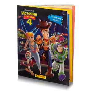 Toy Story 4 Albume stickers