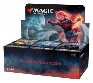 Core Set 2020 Booster Box (rus)