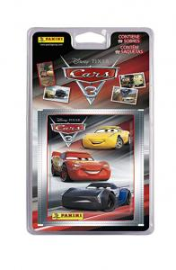 Cars 3 stickers panini blister