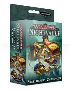 Warhammer Underworlds: Nightvault - Steelheart's Champions (RUSSIAN)