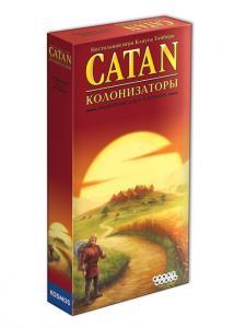 Die siedler von Catan 5-6 exp Rus New
