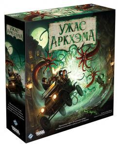 Arkham Horror (rus) 3d edition