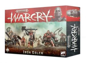 WARCRY: Iron Golem (russian)