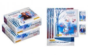 FROZEN II TC cards box pack + starter