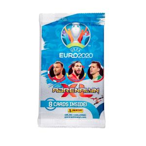 soccer booster pack panini Adrenalyn XL EURO 2020