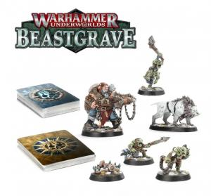 Warhammer Underworlds: Beastgrave - Hrothgorn